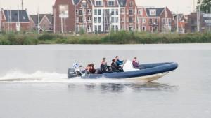 Rib boat Visionplanner partner event