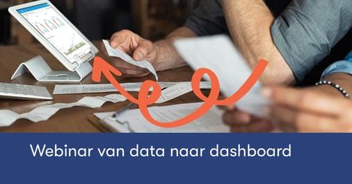 Van data naar dashboard LinkedIn
