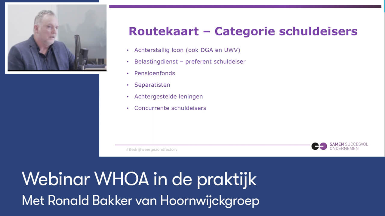 Webinar WHOA in de praktijk