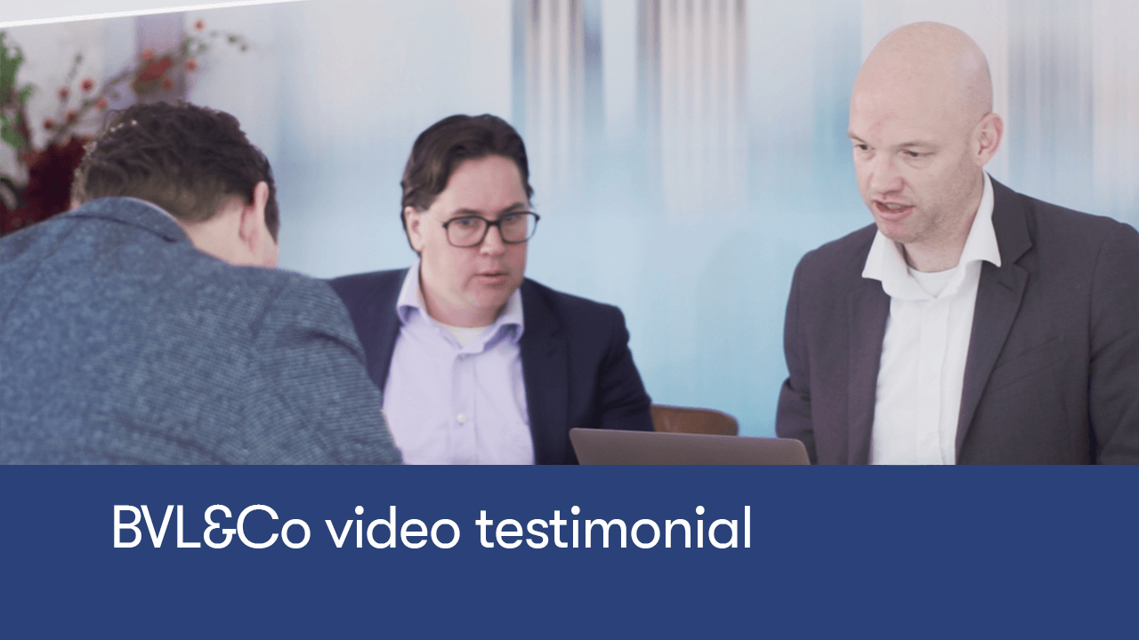 Visionplanner testimonial BVL & Co