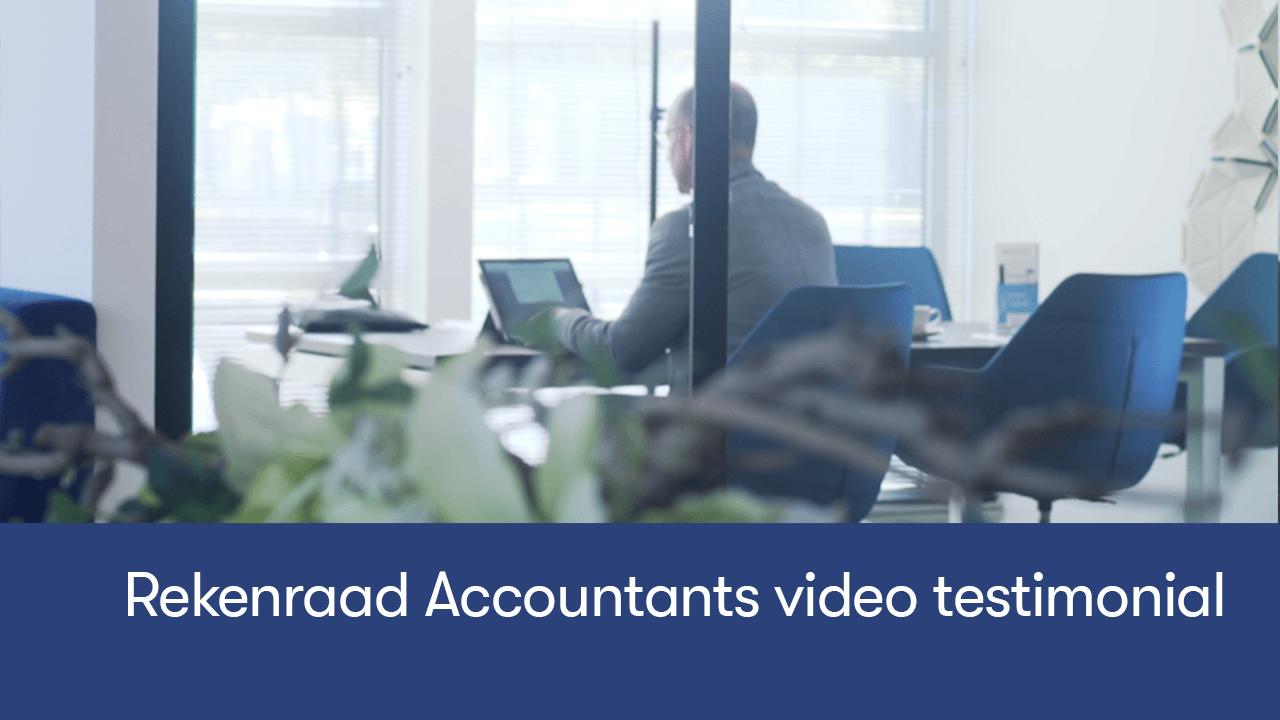 Visionplanner testimonial Rekenraad Accountants