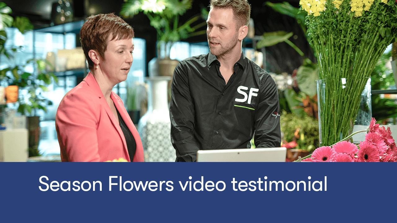 visionplanner testimonial season flowers