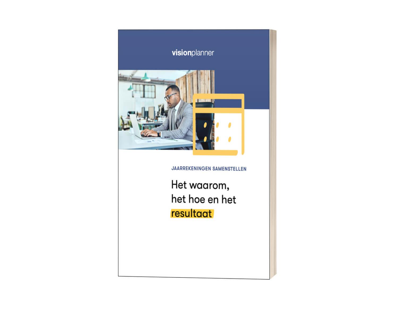E-book het waarom, het hoe en het resultaat