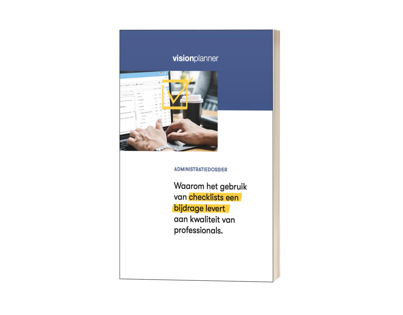 Waarom het gebruik van checklists een bijdrage levert aan kwaliteit van professionals