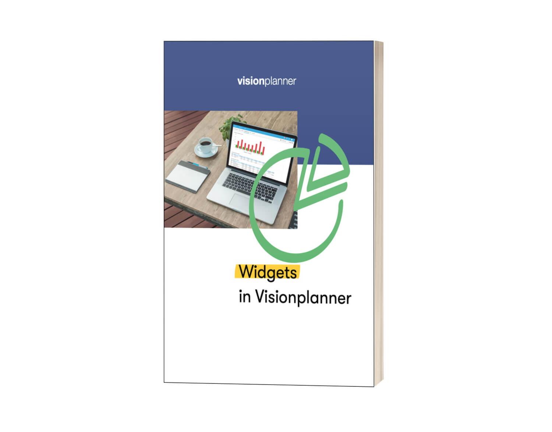Widgets in Visionplanner
