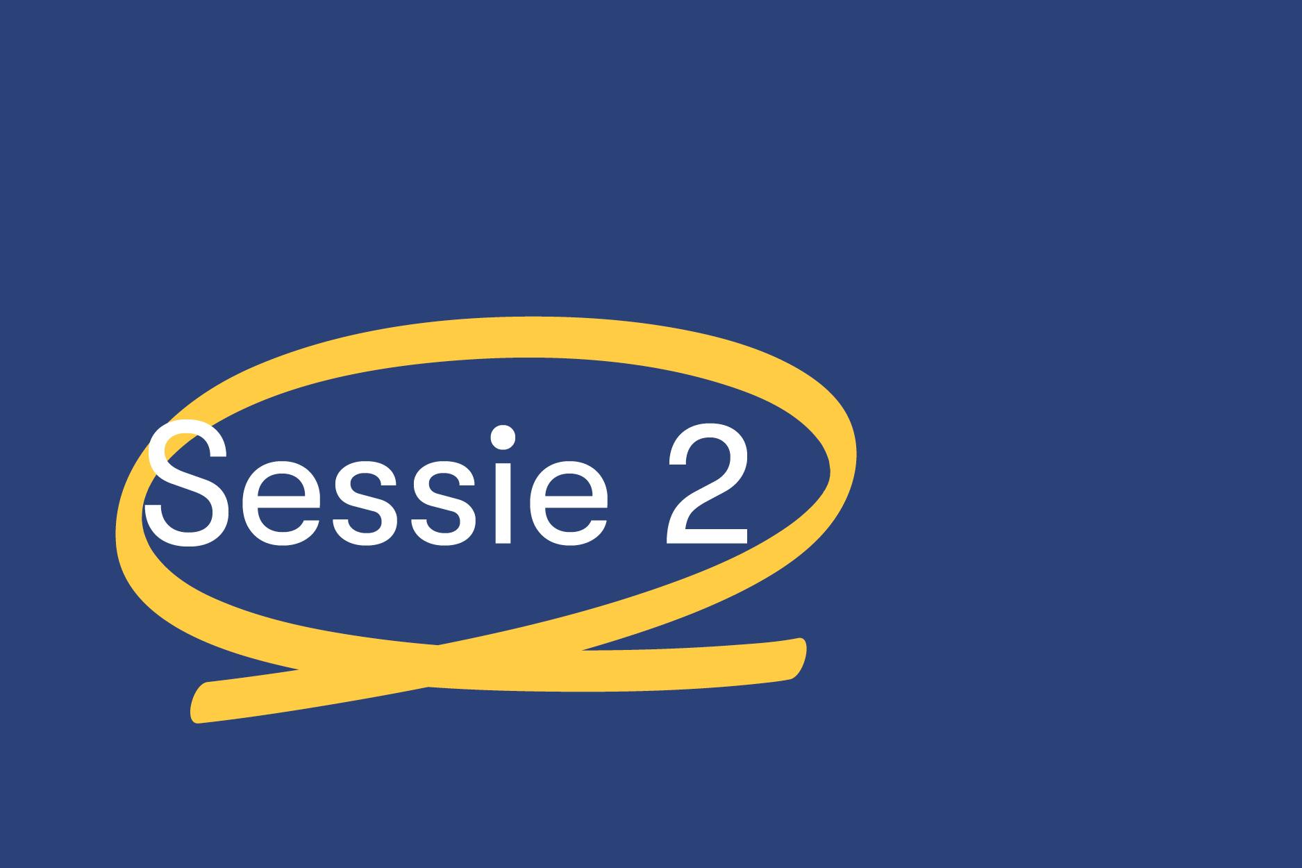 Sessie 2