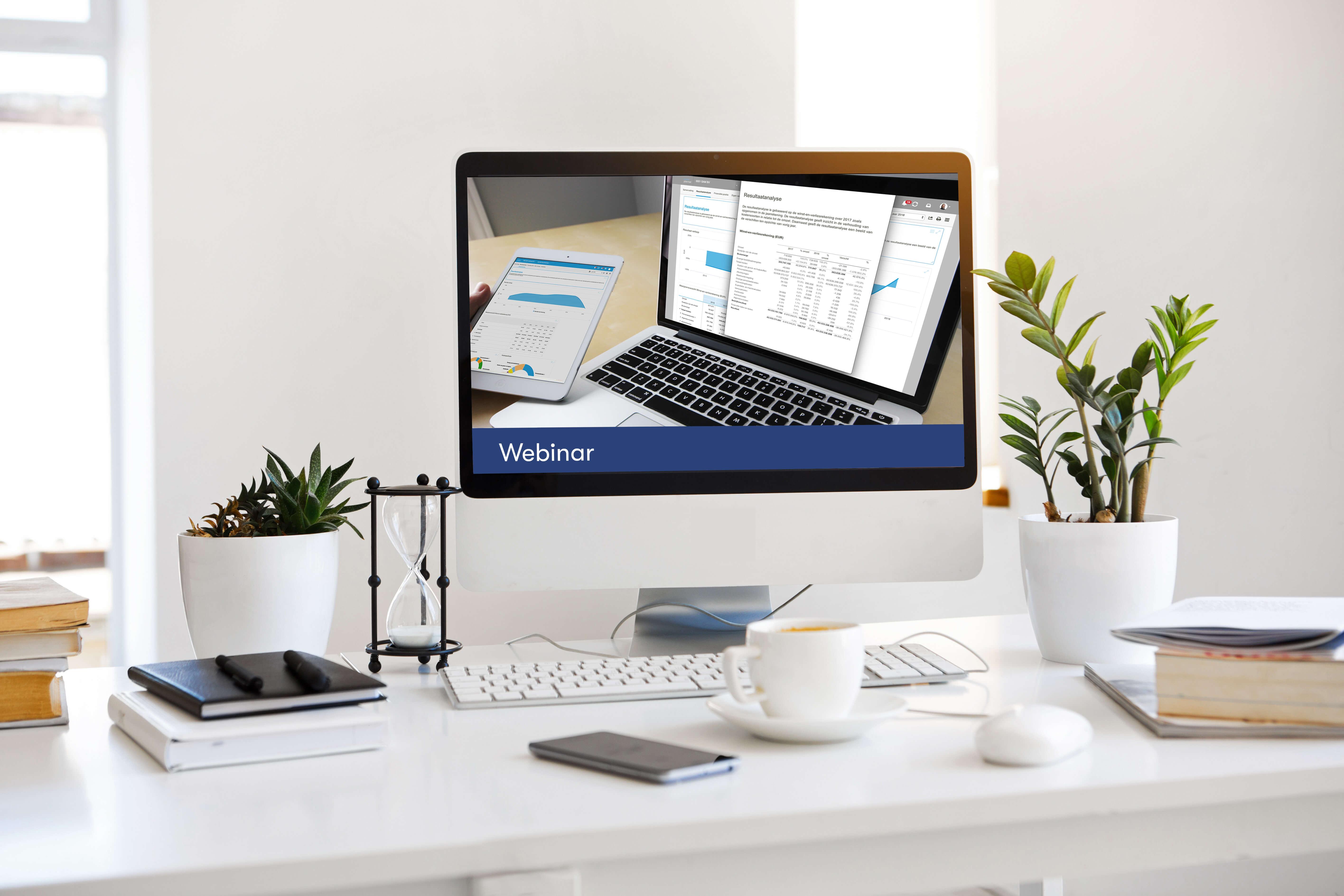 Webinar jaarverslaggeving in MKB