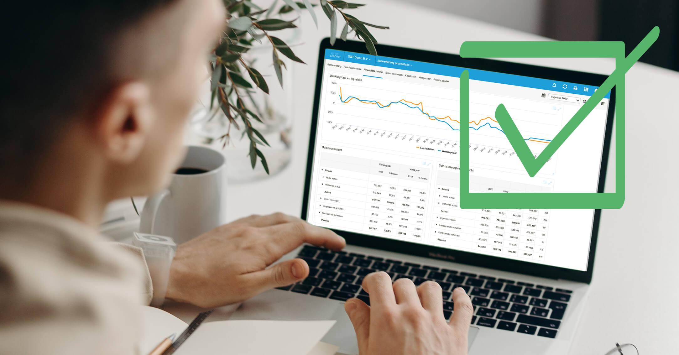 scan hoe efficiënt is jouw samenstelproces?